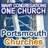portsmouth churches